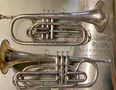 Lamar  Alto Horn