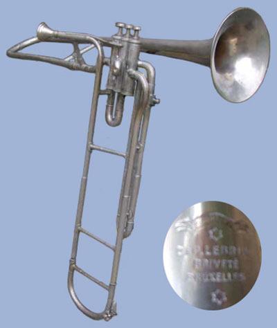 Lebrun   Trombone; Valve