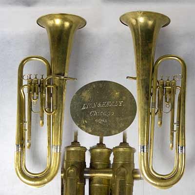 Lyon-Healy Tuba