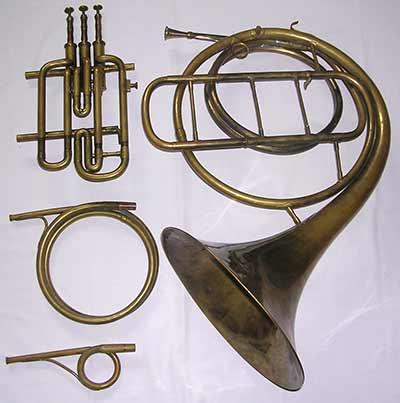 Mahillon French Horn