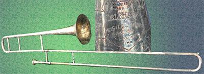 Elkhart Musical Inst Co Trombone