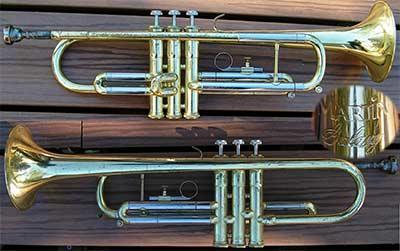 Martin Trumpet