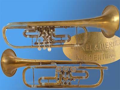 Meinel-Herold Trumpet