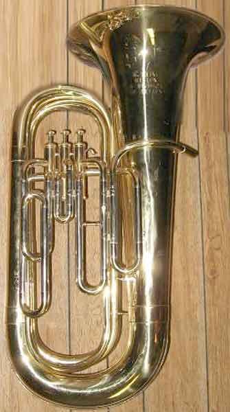 MeinlWeston  Tuba