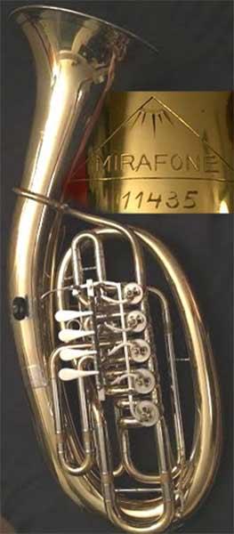Mirafone  Euphonium
