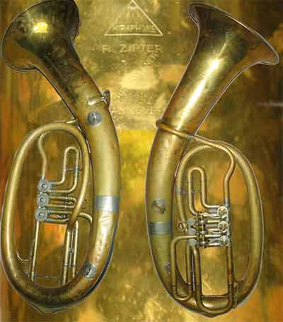 Mirafone Tenor Horn