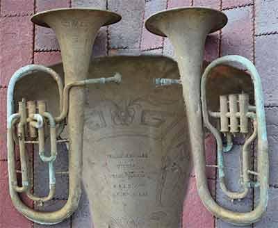 B-J  Alto horn