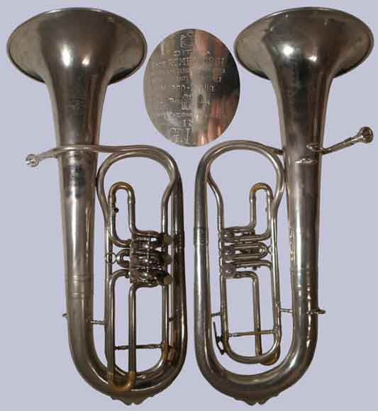 Orsi Tenor Horn