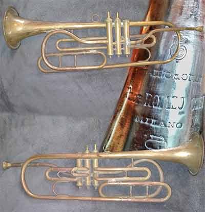 Orsi  Trumpet; Low