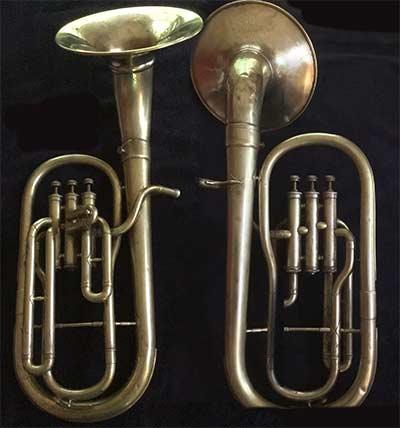 Pedler Alto Horn