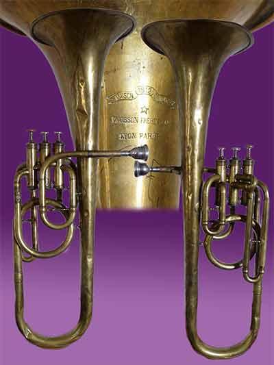 Pelisson Alto horn