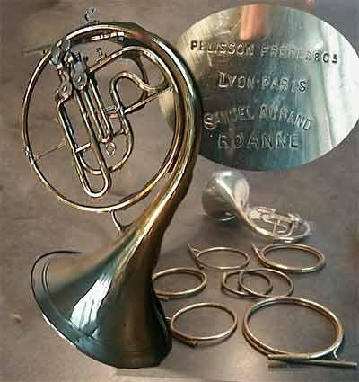 Pelisson French Horn