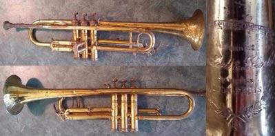 Gaillard-Loiselet Trumpet