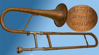 Pepper   Trombone; Sopra