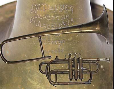 Pepper   Trombone; AltoV