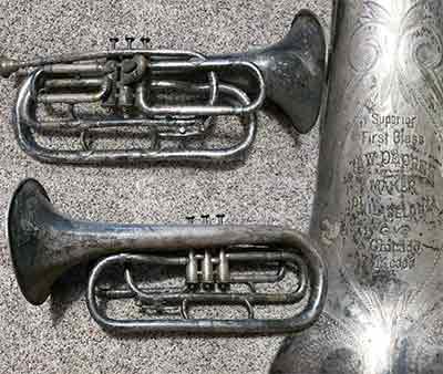 Pepper Alto Horn