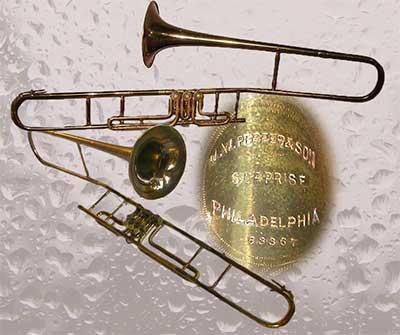 Pepper Trombone; Valve