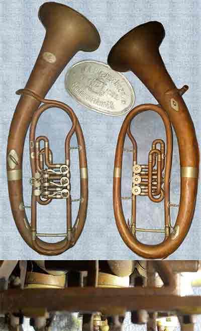 Pfretzschner Tenor Horn