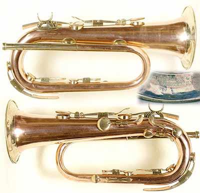 RichardsonS Bugle; Keyed