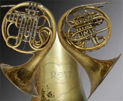 Rott French Horn