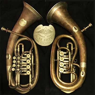 Rott  Tenor horn
