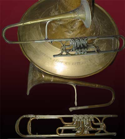 Svoboda   Trombone; Valve