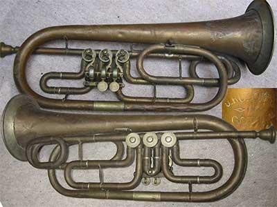 Rudolph Alto Horn