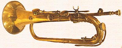 Sax  Bugle; Keyed