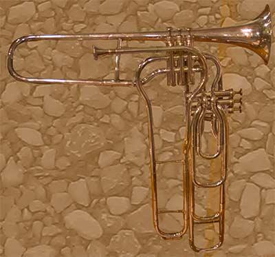 Sax Trombone; Valve