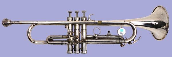 Schenkelaars Trumpet