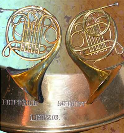 Schmidt French Horn