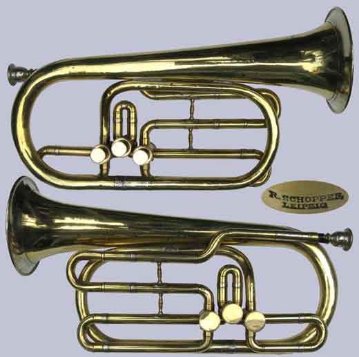 Schopper Alto Horn