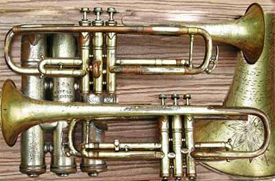 Sistek Trumpet