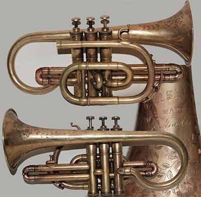 Salvation Army Cornet Serial Numbers