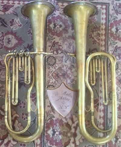 Slater  Tenor horn