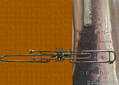 Thibouville-Lamy Trombone; Valve