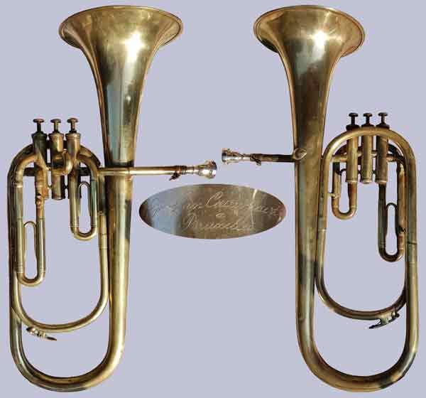 Van Cauwelaert Tenor Horn