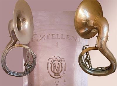 Verreijt Sousaphone