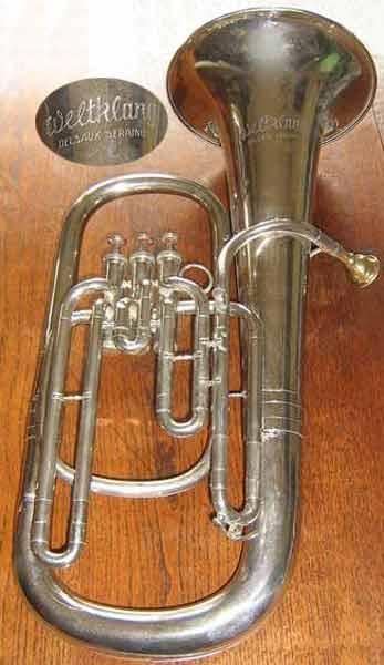 Weltklang  Tenor Horn