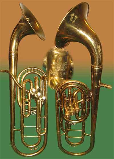 King Tenor horn