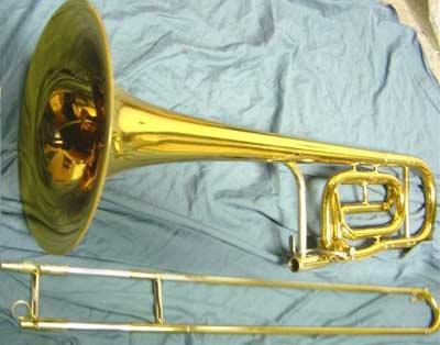 Dating a king trombone