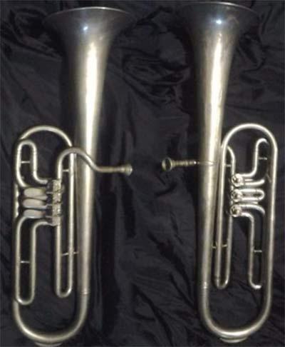 Wright Alto horn