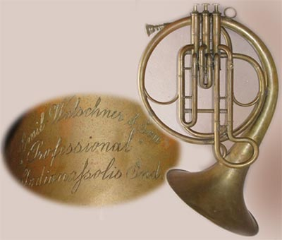 Wulschner Professional French Horn