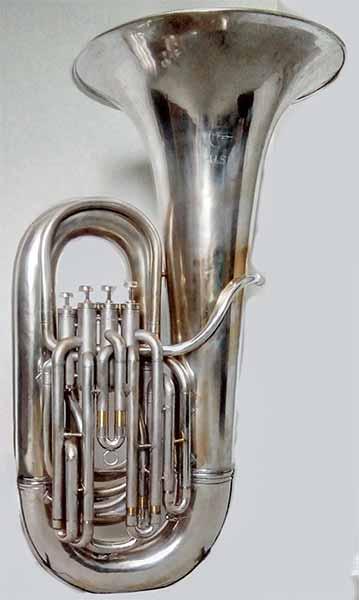 Grand Rapids Band Inst Co Tuba