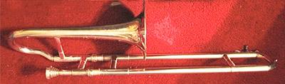 York Trombone; Sopra