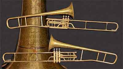 York Trombone; Valve