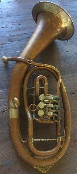 Zimmermann Alto Horn