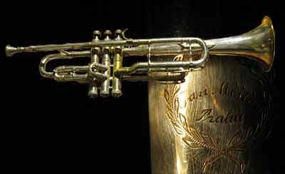 Specs On Trumpet