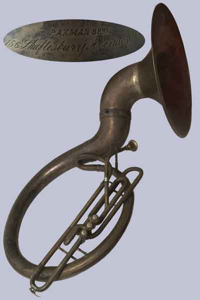Paxman Sousaphone