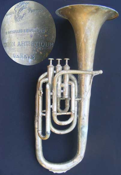 Union Artistique Alto Horn